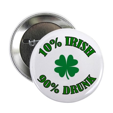 10% Irish #2 Button