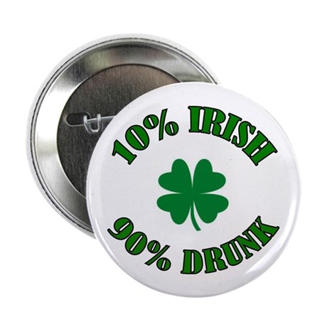 "10% Irish #2 2.25"" Button (100 pack)"