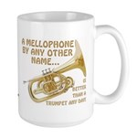 A Mellophone By Any Other Name Large Mug