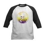 Vintage Designs Kids Baseball Jersey