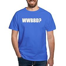 WWBBD? Royal T-Shirt