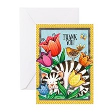 Thank you Greeting Cards (10 Pk)
