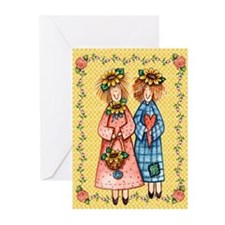 Friendship Greeting Cards (10 Pk)