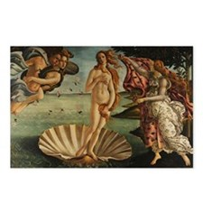 Botticelli Birth Of Venus Postcards (Package of 8)