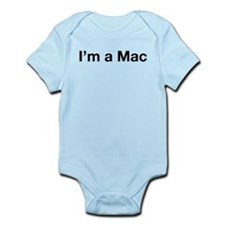 I'm a Mac Infant Bodysuit