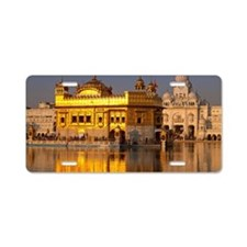 Golden Temple, Amritsar in  Aluminum License Plate