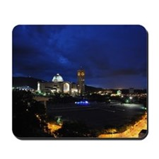 Nightfall in Aparecida do Norte Mousepad