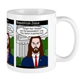 Republican Jesus Mug