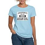 Property of an Asian Girl Women's Light T-Shirt