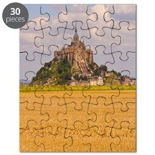 Mont St Michel, France Puzzle