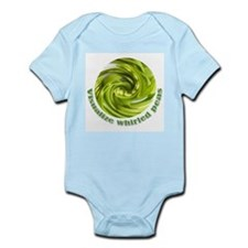 Visualize Whirled Peas Onesie
