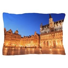 Brussels, Belgium Pillow Case