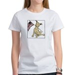 American Dog Women's T-Shirt