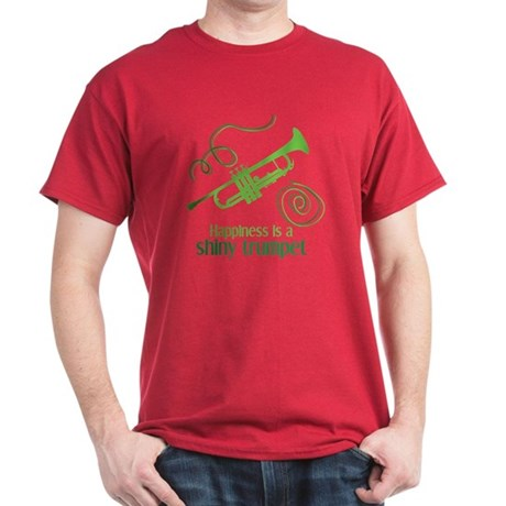 Shiny Trumpet Dark T-Shirt