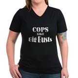 Cops Like Big Busts Shirt