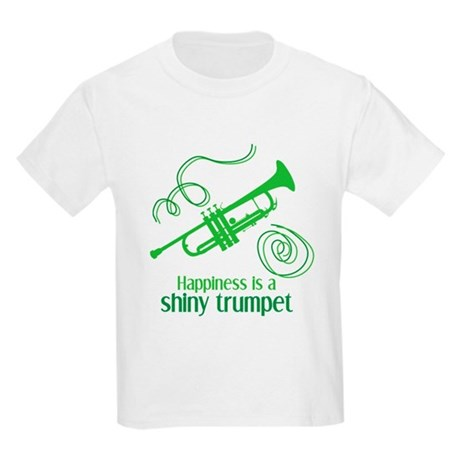 Shiny Trumpet Kids T-Shirt