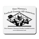 Football Gazette All-American Mousepad