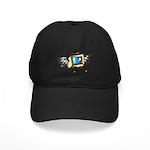 Pivot Black Cap