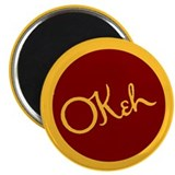 "OKeh Records 2.25"" Magnet (10 pack)"