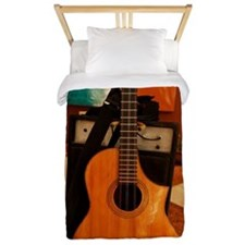 cuban tres Twin Duvet