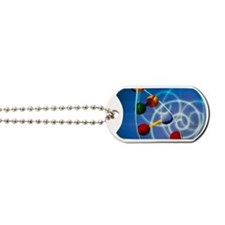 DNA molecule Dog Tags