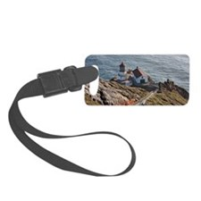 Point Reyes lighthouse on Califo Luggage Tag