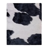 Black Fleece Blankets