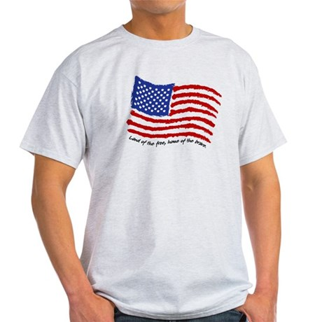 Land of the Free Light T-Shirt