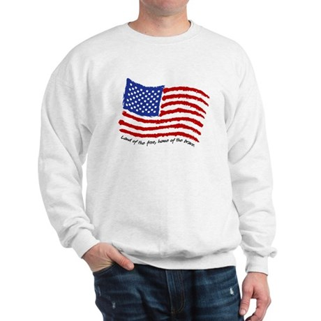 Land of the Free Sweatshirt
