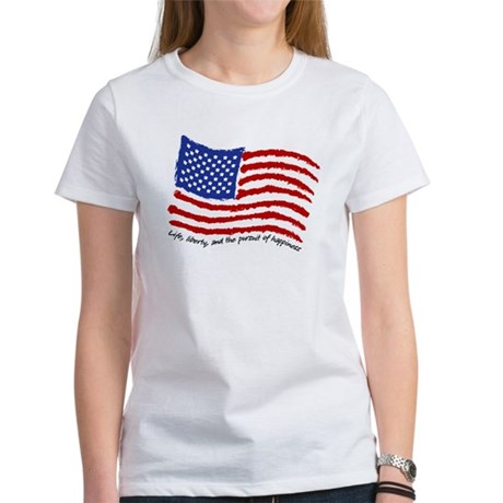 Life, Liberty Women's T-Shirt