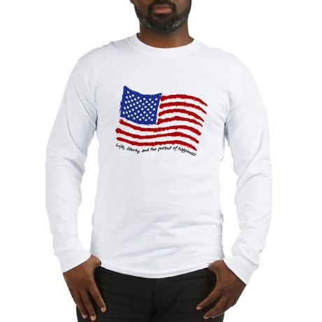 Life, Liberty Long Sleeve T-Shirt
