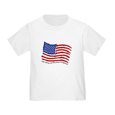 Life, Liberty Toddler T-Shirt