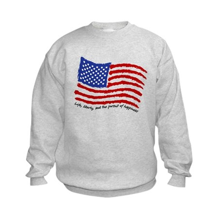 Life, Liberty Kids Sweatshirt