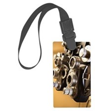 Optometric instrument Luggage Tag