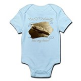 Cute Stethem Infant Bodysuit