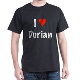 I Love Durian T-Shirt