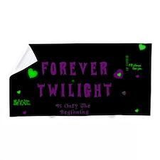 Forever Twilight Beach Towel