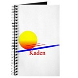 Kaden Journal