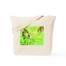 Goddess Gemini Tote Bag