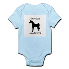 American Saddlebred Infant Bodysuit