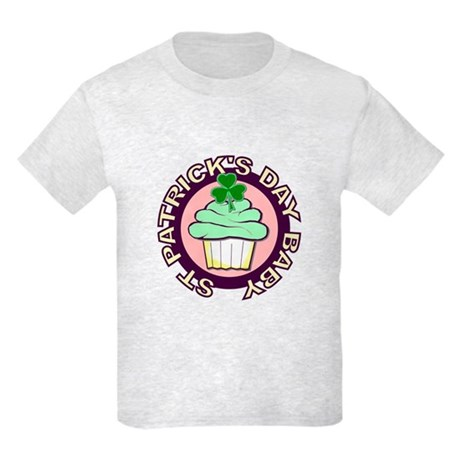 St. Patrick's Day Baby Kids Light T-Shirt