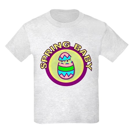 Spring Baby Kids Light T-Shirt