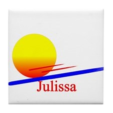 Julissa Tile Coaster