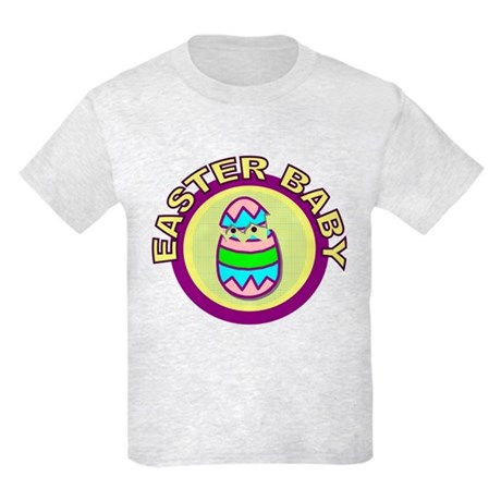 Easter Baby Kids Light T-Shirt