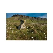Benbulben Mountain Rectangle Magnet