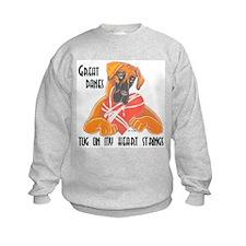 N Fawn Tug Sweatshirt