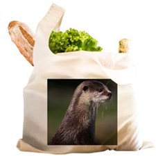 Otter Reusable Shopping Bag
