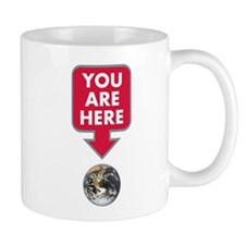 You Are Here -  Mug