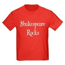 Shakespeare Rocks T