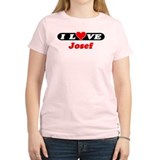 I Love Josef T-Shirt